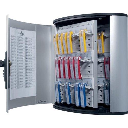 Durable Schlüsselkasten Box 72 m. Zahlenschloß