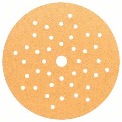 Schleifblatt C470, 125 mm, 60, Multilochung, Klett, 5er-Pack