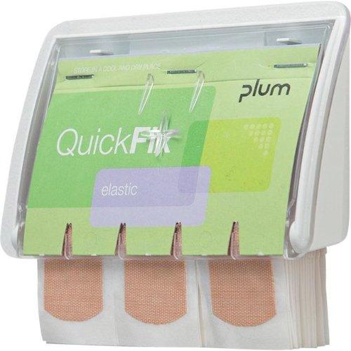 Plum Pflasterspender UNO Quickfix,transparent ( 1x45 Plf.)