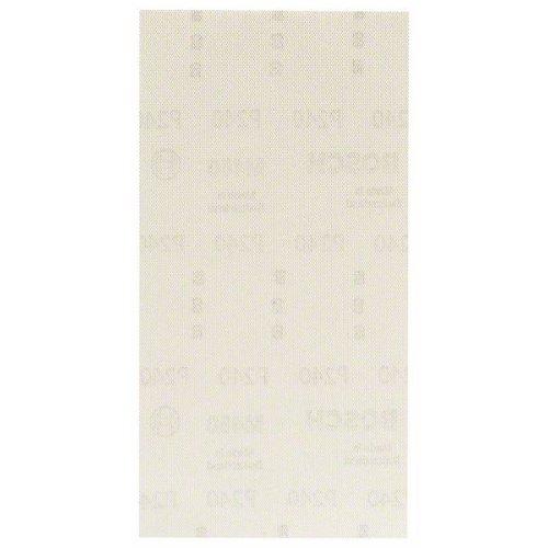 Schleifblatt M480 Net, Best for Wood and Paint, 115 x 230 mm, 240, 50er-Pack