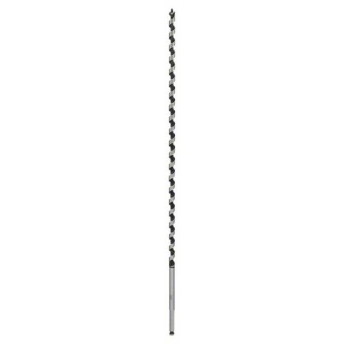 Holzschlangenbohrer, Sechskant 10 x 470 x 600 mm, d 7,9 mm