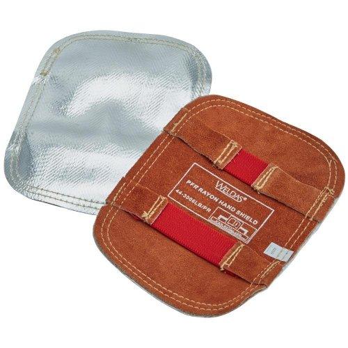 Schweißer-Handschutz aluminisiert