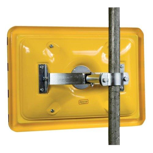 Dancop Halter 4 Uni-Sig für Rohrmontage 50-80 mm