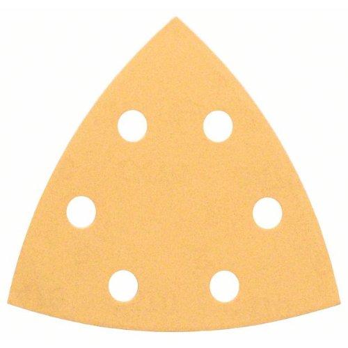 Schleifblatt C470, 93 mm, 240, 6 Löcher, Klett, 50er-Pack