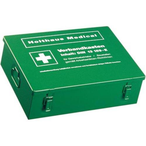 Holthaus Medical Verbandkasten Nr.63169, DIN 13169-E, grün