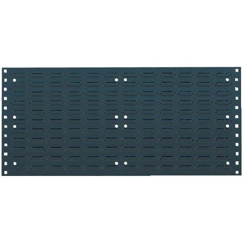 Schlitzplatte 495x457 mm anthrazitgrau RAL7016