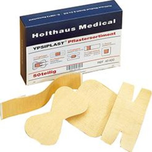 Holthaus Medical Pflastersortiment 40400, 50-teilig