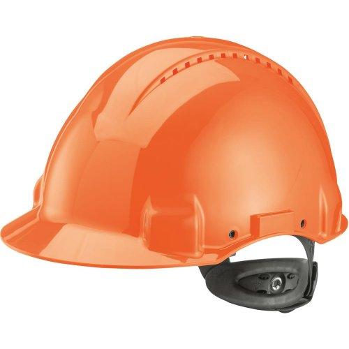 3M Peltor Schutzhelm G3000N,ABS, Ratschensystem, orange