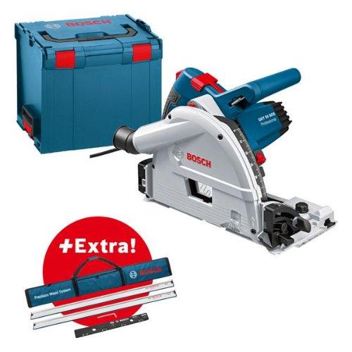 Tauchsäge GKT 55 GCE in L-BOXX, 2 x FSN 1600, 1 x FSN VEL in FSN-Tasche