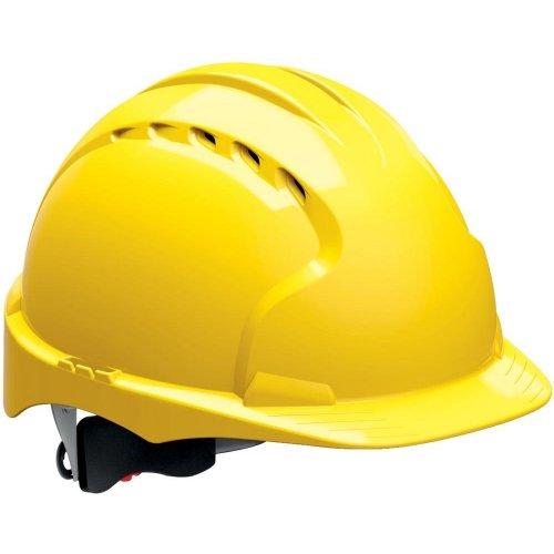 JSP Schutzhelm EVO3 m.Drehverschluss, EN 397, gelb