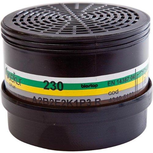 Sekur Filter 230A2B2E2K1P3R D f.Polimask 230 (Pck.a1St)