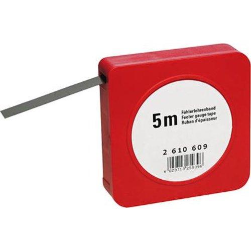Format Fühlerlehrenband 0,05mm