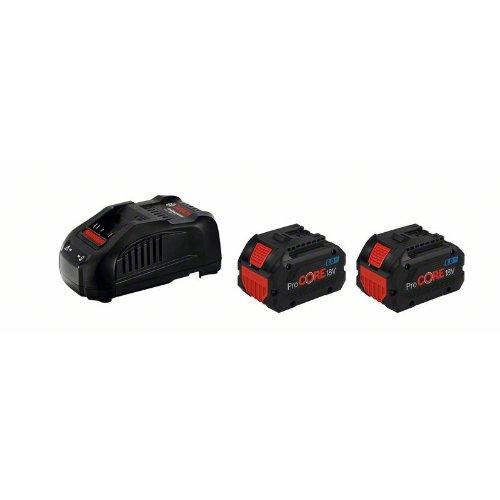Akku Starter-Set: 2 x ProCORE 18 Volt, 8.0 Ah und GAL 1880 CV
