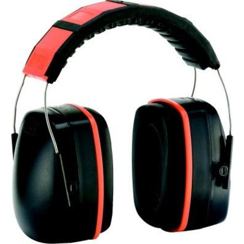 Fortis Kapselgehörschützer, 32 dB, orange,