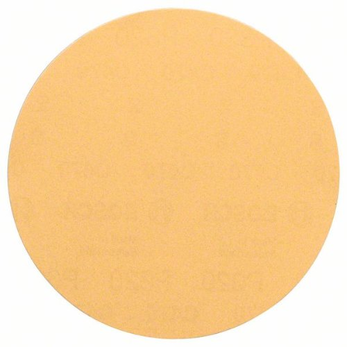 Schleifblatt-Set C470, 115 mm, 60, ungelocht, Klett, 10er-Pack