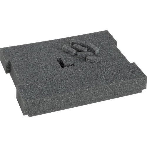 L-BOXX Rasterschaumstoff für 136 Vorperforiert