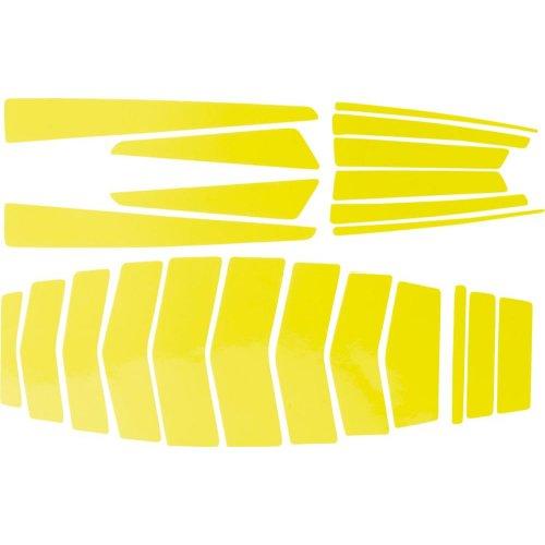 IHTec Reflektorsatz, gelb für Helm Ranger