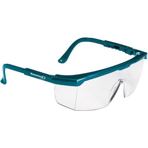 Format Einscheibenbrille ozeanblau