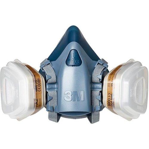 3M Atemschutz-Set 50734, A2/P3, Gr. L