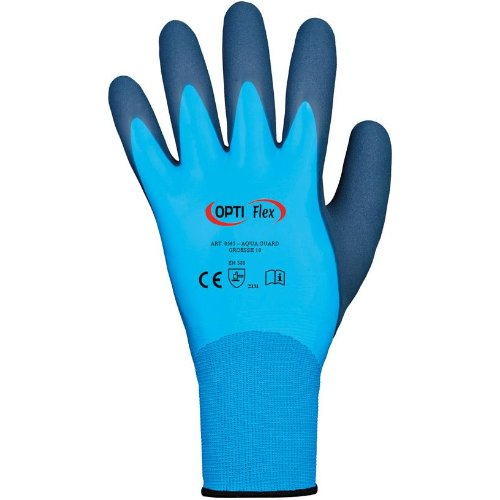 OPTI Flex Strickhandschuh AquaGuard Latex, Gr. 9