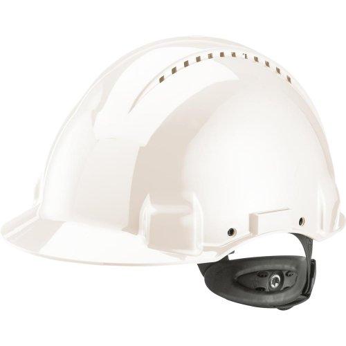 3M Peltor Schutzhelm G3000N,ABS, Ratschensystem, weiß