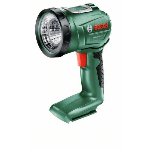 Akku-Taschenlampe UniversalLamp 18, ohne Akku und Ladegerät