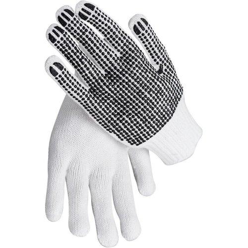 texxor Strickhandschuh ,einseitig genoppt, PES, Gr. 9