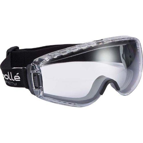bollé Vollsichtbrille Pilot, klar