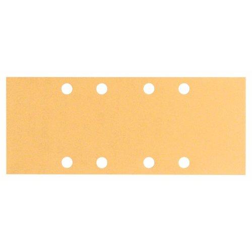 Schleifblatt C470, 93 x 230 mm, 60, 8 Löcher, gespannt, 10er-Pack