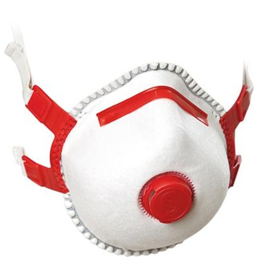 Sekur Atemschutzmaske Mandil, SB-1-F, FFP3/V