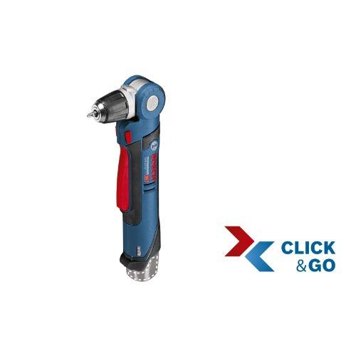 Akku-Winkelbohrmaschine GWB 10.8 V-LI, Solo Version, L-BOXX