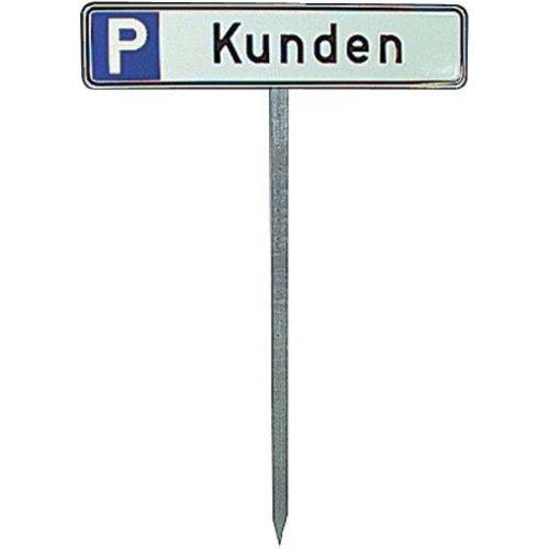Einschlagpf. 750 mm f. Parkplatzschilder