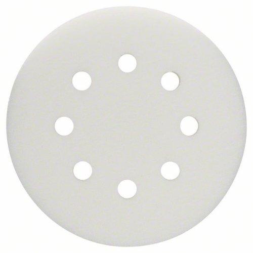 Adapter gelocht für Exzenterschleifer, 125 mm