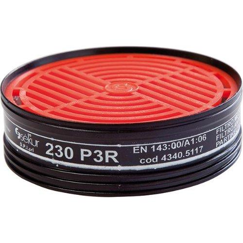 Sekur Filter 230, P3R D für Polimask 230(Pck. A 2St.)