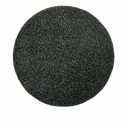 Schleifblatt Papier F355, 125 mm, 80, ungelocht, Klett, 10er-Pack