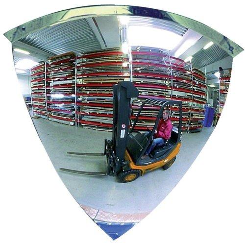 Dancop Kuppelspiegel Achtelkugel D60cm
