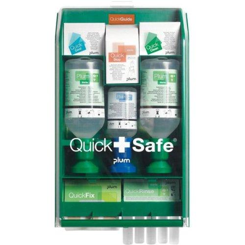 Plum Erste-Hilfe-Station QuickSafe Box Complete