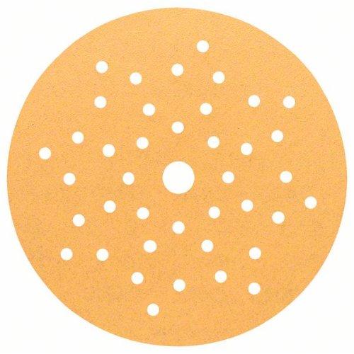 Schleifblatt C470, 125 mm, 120, Multilochung, Klett, 5er-Pack