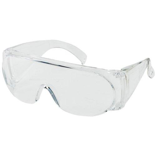 Format Besucherbrille, PC, klar