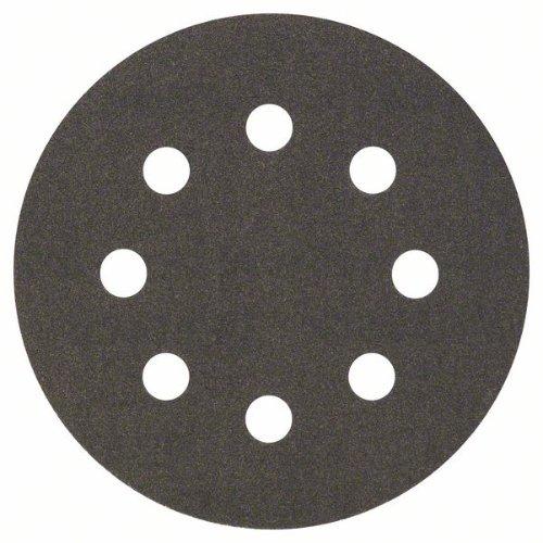 Schleifblatt F355, 115 mm, 240, 8 Löcher, Klett, 5er-Pack