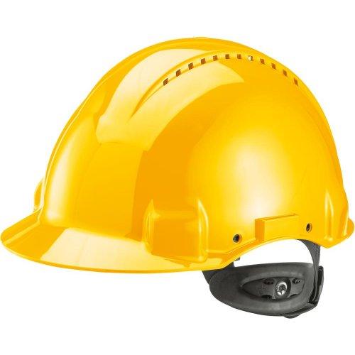 3M Peltor Schutzhelm G3000N,ABS, Ratschensystem, gelb