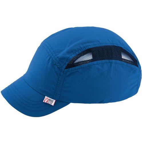 Voss Anstosskappe VOSS-Cap modern style, kornblau