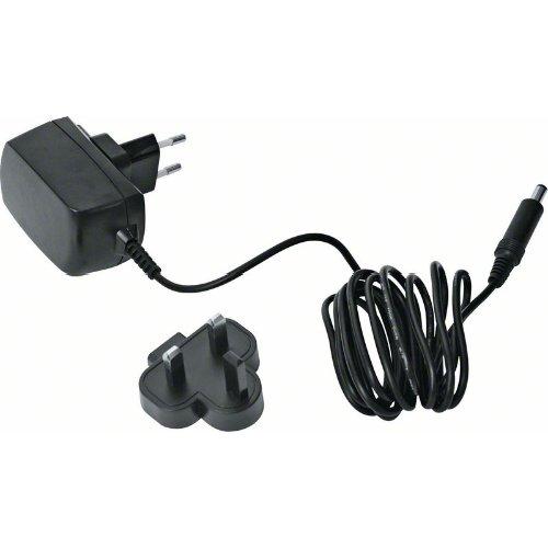 Ladegerät mit Adapter, geeignet für GRL 250HV, GRL 300HV, GRL 300HVG, GRL 400H