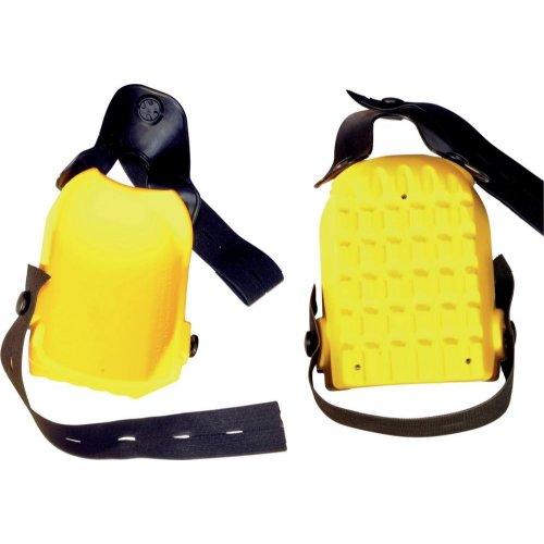Kronen Hansa Knieschoner Kastenform gelb, zertifiziert