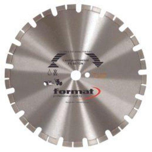Format Diamantsägeblatt FS Beton 400x25,4mm