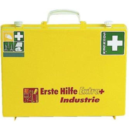 Söhngen Erste-Hilfe-Koffer Extra+Industrie, DIN 13157,gelb