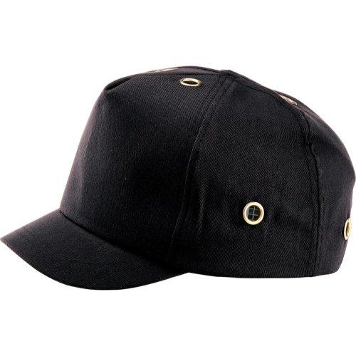 Voss Anstoßkappe VOSS-Cap short, schwarz