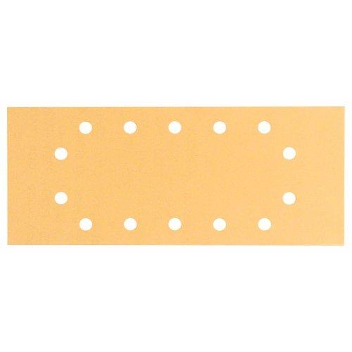 Schleifblatt C470, 115 x 280 mm, 60, 14 Löcher, gespannt, 10er-Pack