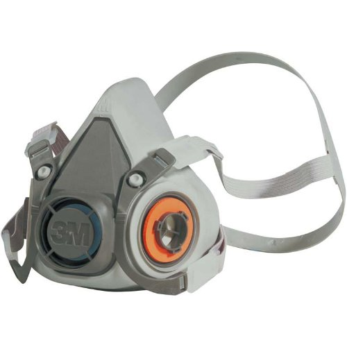 3M Doppelfiltermaske 6300, Gr. L