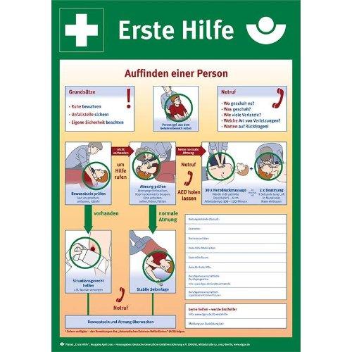 Anleitung Erste Hilfe Kunststoff (PVC)